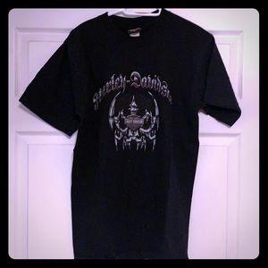 Harley Davidson t-shirt. California USA.